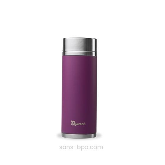 Théière inox isotherme MYRTILLE 300 ml