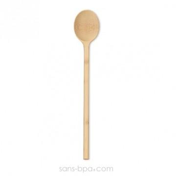 Cuillère de cuisine en bambou 38cm - LARGE