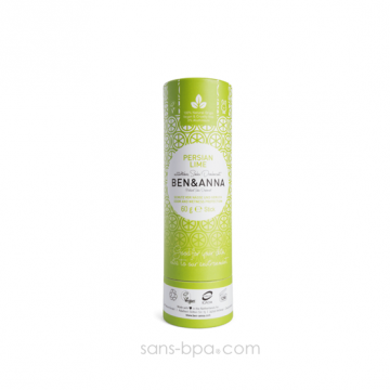 Déodorant stick 60g - PERSIAN LIME
