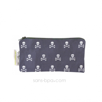 1 Mini-sac Gourmandise REBEL SKULLS