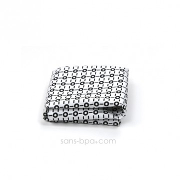 Serviette BLACK & WHITE