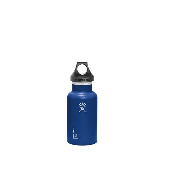 Bouteille inox Isotherme Bleue Hydro Flask - 355 ml