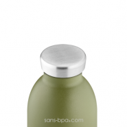Bouteille inox isotherme 500ml CLIMA - STONE SAGE