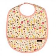 Pack Lunchbox Bloom + Biberon isotherme Princesse + Bavoir Bloom