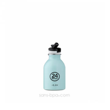Mini gourde sport 250 ml URBAN - CLOUD