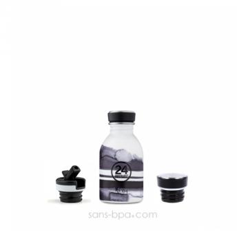 Mini gourde sport 250 ml URBAN - INOX