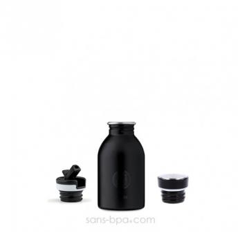 Mini gourde sport 250 ml URBAN - TUXEDO BLACK
