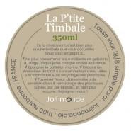 La Timbale inox 350 ml - Coeur