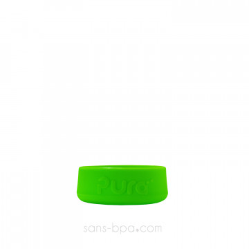 Base anti-choc silicone PURA - Green