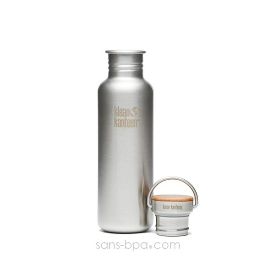 Bouteille REFLECT BRUSHED FINISH 800 ML de KLEAN KANTEEN