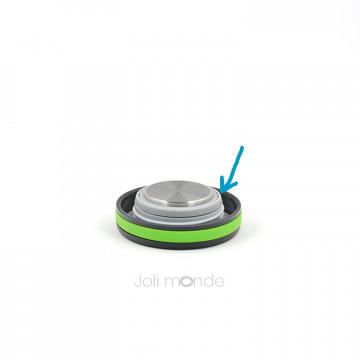 Joint de rechange pour couvercle boite isotherme 400-600 ml - Le P'tit repas Joli Monde
