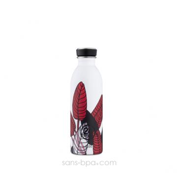 Cabosse - Gourde inox 500 ml URBAN - PERSIAN SHIELD - 24 Bottles