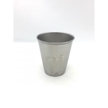 Cabosse - La Mini timbale inox 75 ml - JOLI COEUR - Joli Monde