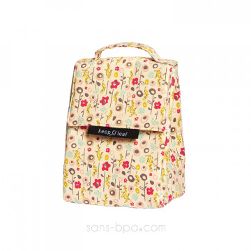Sac isotherme Lunchbag - BLOOM