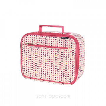 Sac isotherme Lunchbox - P'TITS COEURS