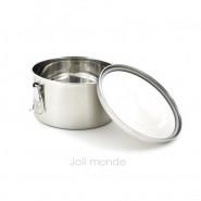 Boite cylindre La Retro Mini . Diam 14cm