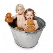 Canard de bain caoutchouc naturel - Hevea