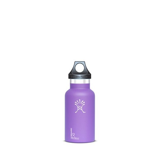 Bouteille Parme inox Isotherme Hydro Flask - 355 ml