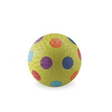 Balle caoutchouc 13 cm VERT