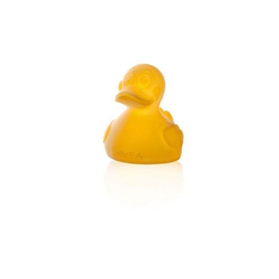 ALFI Jr - Petit canard de bain caoutchouc - HEVEA