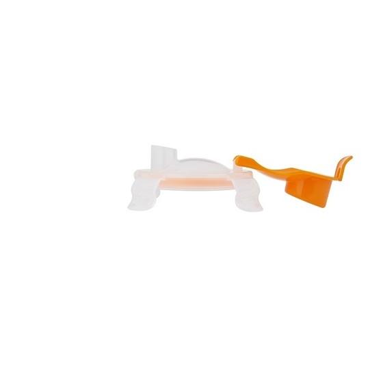 Couvercle Orange pour tasse polyvalente - INNOBABY