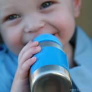 Biberon Little Ciel - 120 ml goulot étroit - Organic Kidz