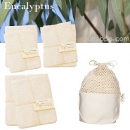 Kit Eco Chou Mini (Bébé) Eucalyptus - LES TENDANCES D'EMMA