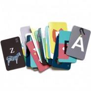 Cartes abécédaires - ABCDeuz - Deuz