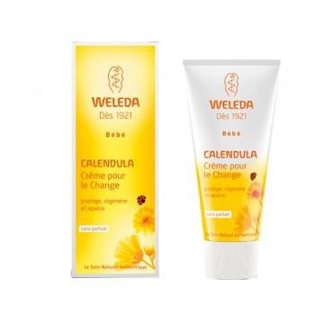 Crème hydratante au Calandula 75ml - WELEDA