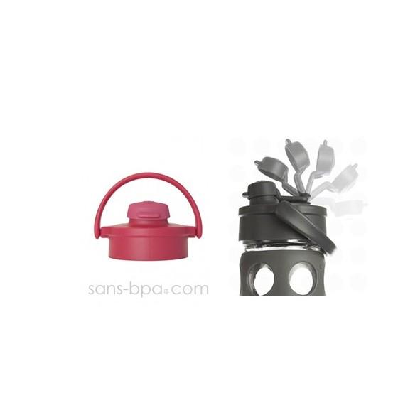 Bouchon Flip Framboise - LIFEFACTORY