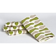 Serviette set de table dino KIDS KONSERVE