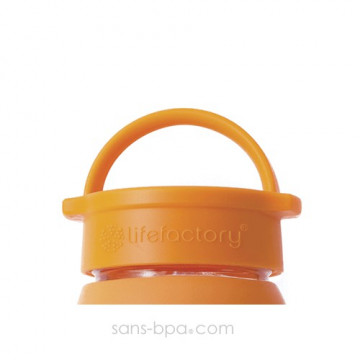 Bouchon ORANGE 475-650ml - LIFEFACTORY