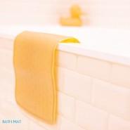 Tapis de bain caoutchouc naturel