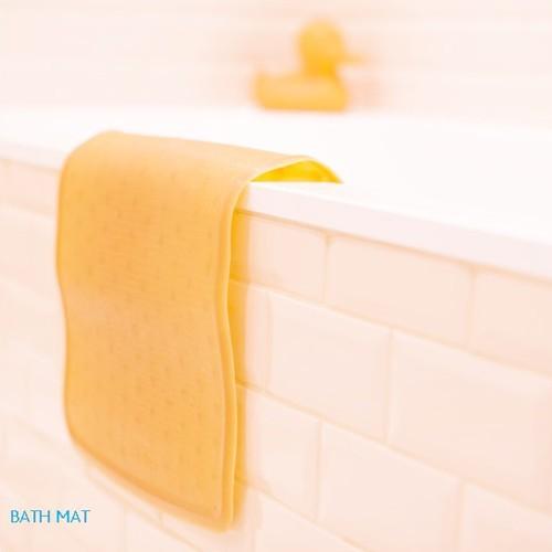 Tapis de bain caoutchouc naturel sans for Tapis de cuisine hemisphere sud