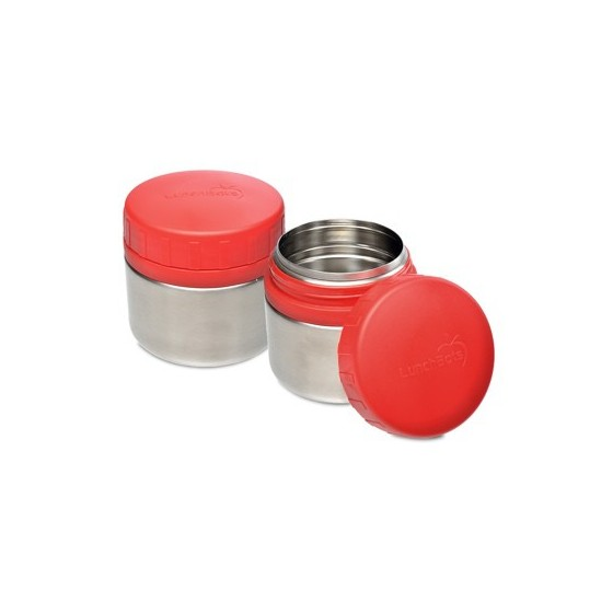 2 Ptits Pots inox NOIR