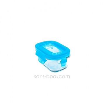 Contenant verre Wean Tub150ml - Azur
