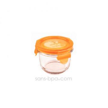 Contenant verre Wean Bowl 165ml - Carotte