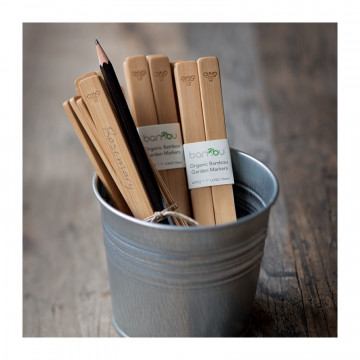 6 Bâtonnets marqueurs plantes Bambù