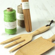 Pelle truelle 100% nature - Bambù