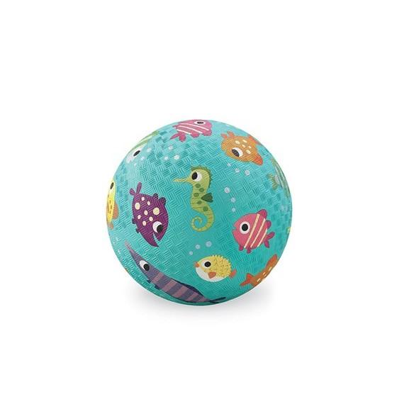 Balle caoutchouc 13 cm WORLD