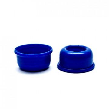 Bagues bleues pour biberon organicKidz