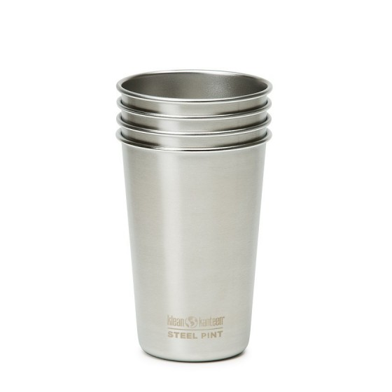 Set 4 verres inox 473 ml