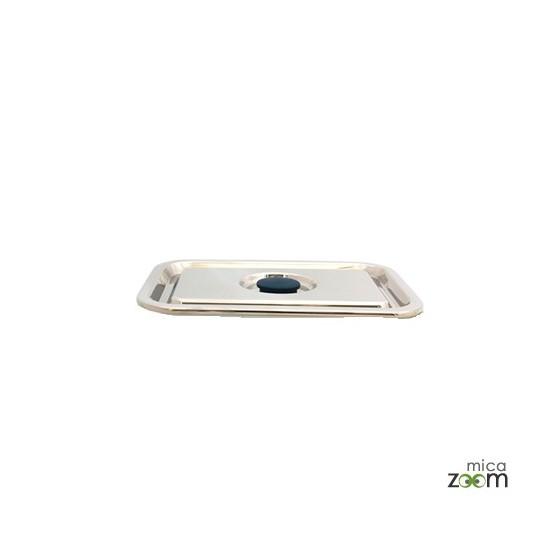 Couvercle pour contenant verre rectangle 900ml