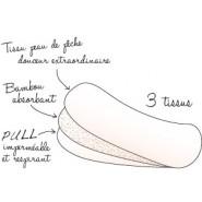 Kit protèges-slips lavables - Les Tendaces d'Emma