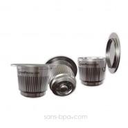 Set complet capsule inox Nespresso - BARISTA