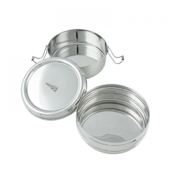 Set inox 2-en-1 Ovale - Silice Of Green