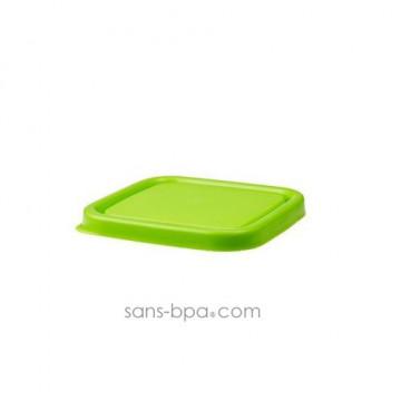 1 couvercle Green pour boite verre 360ml