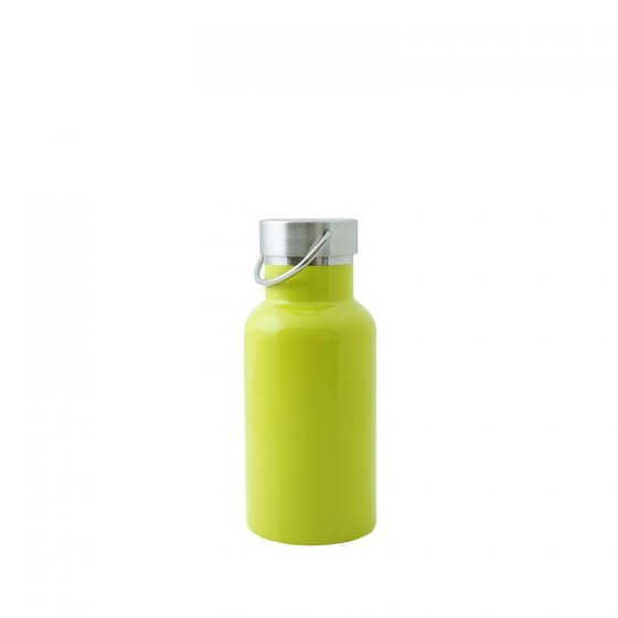 Bouteille isotherme 350 ml - Inox