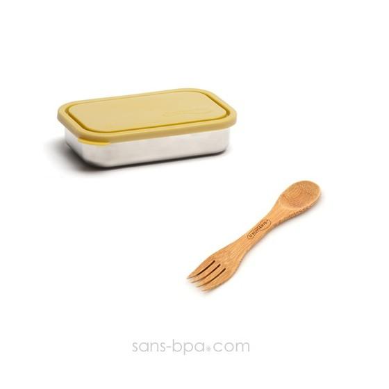 Ensemble repas 2 pièces Safran
